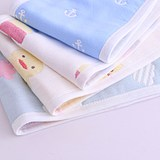 Baby cotton paste belly around 6 layers of gauze spring autumn baby belly belly belly surround warm belly protection belly