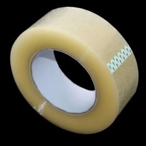 透明胶带4.5cm宽厚2.5cm封箱带胶带纸福建批发封箱胶定做厦门泉州