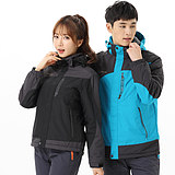 N-a Nadia winter long-sleeved jacket for men and women couples can be unloaded cap outdoor sports casual cotton dress GF41366
