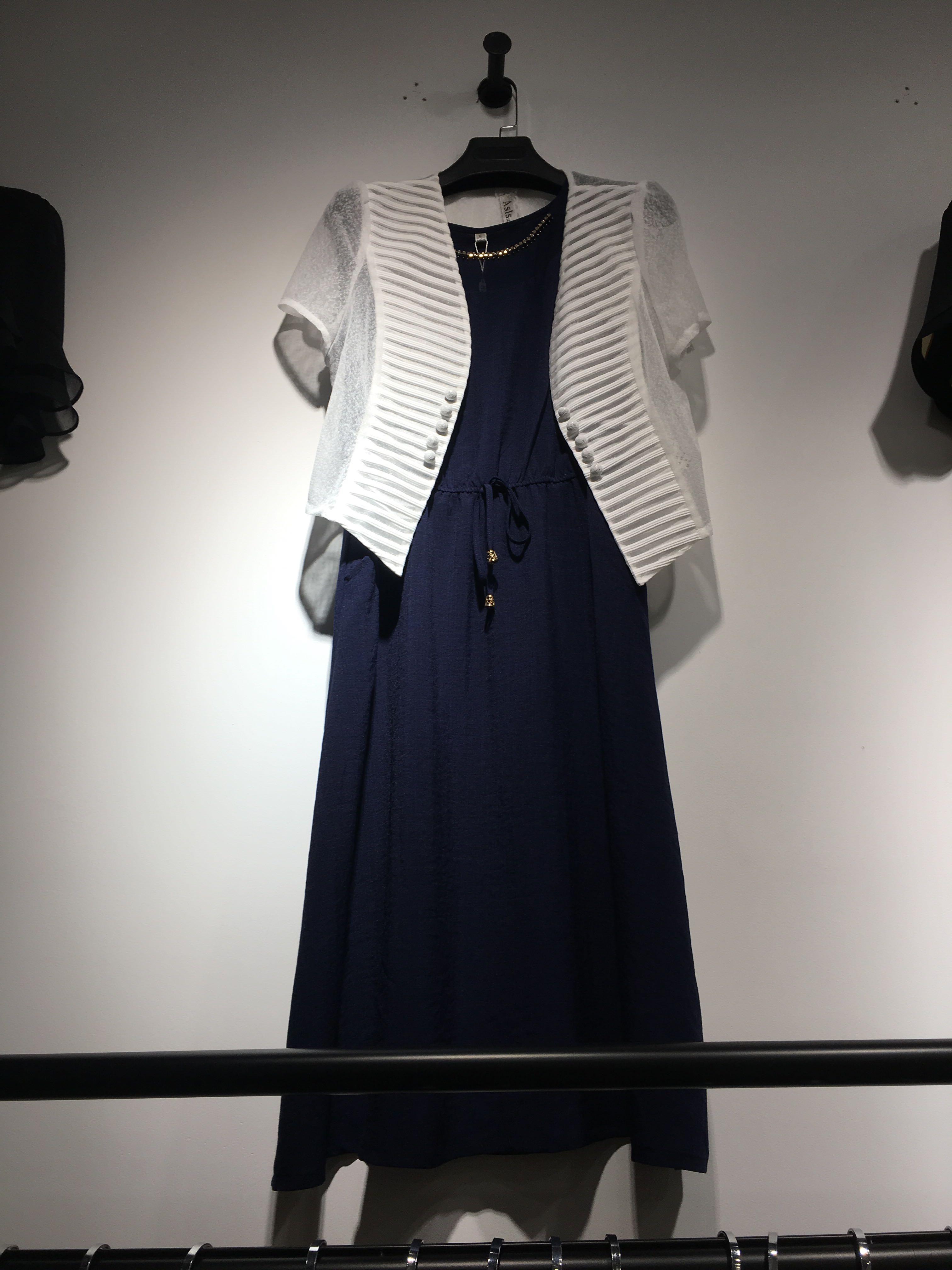 艾莎伦斯两套连衣裙,