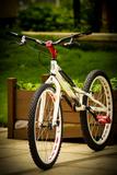 爆款超值疯抢攀爬车自行车NEON-WING 26纯攀整车前碟后油特