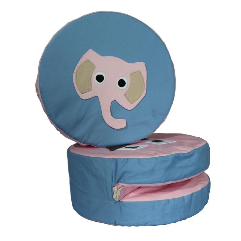 靠枕儿童床靠枕圆靠枕儿童床圆枕头童床配件儿童床靠垫圆枕头抱枕