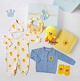 Baby Products Chicken Baby Newborn Clothes Spring Summer Cotton Baby Gift Set Full Moon Gift Firstborn