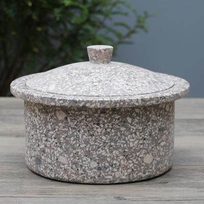 家用麦饭石煲汤煲麦饭石砂锅煲汤锅炖锅沙锅电磁炉土锅石锅