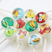 美产cattiger愤怒的小鸟Angrybirds创意手工棒棒糖女友生日礼物