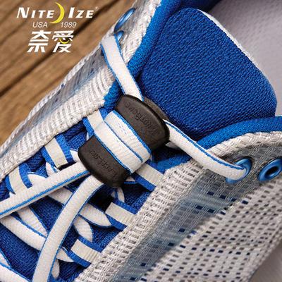 美国奈爱Niteize 雷斯洛 户外登山鞋 球鞋 跑鞋 鞋带整理工具