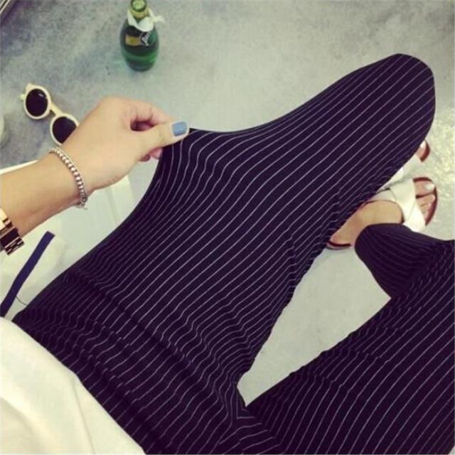 高腰加绒裤女冬