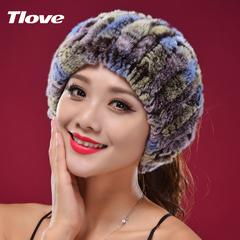 皮草圍巾帽子