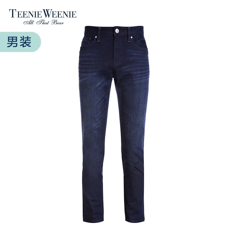 Teenie Weenie小熊棉牛仔裤TNTJTA