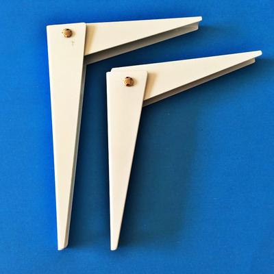 活动支撑架木工五金配件连接件货品支架置物搁板三角架省空间配件