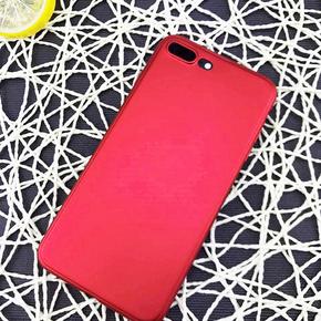 小米6,note3红米 note4,note4x,5A 中国大红色金属漆手机软壳