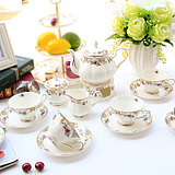 Ying Chenda coffee cup set European tea set coffee set English afternoon tea set simple home