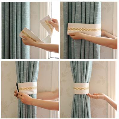 创意窗帘扣窗帘绑带