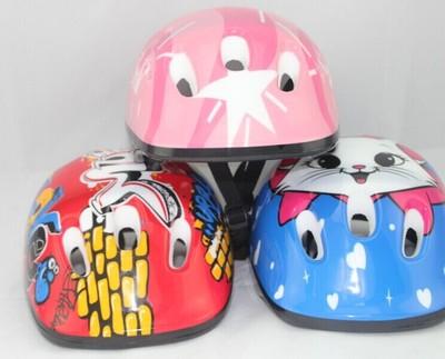儿童头盔6孔  套装溜冰鞋配件 超轻帽子自行车滑板包邮评价好不好