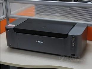 佳能Pro-100 EOS影像级染料墨水 专业八色喷墨照片打印机 A3+幅面