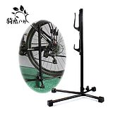 Mountain bike tree maintenance frame Parking frame Road dead fly car repairing frame Ultra-sturdy parking rack