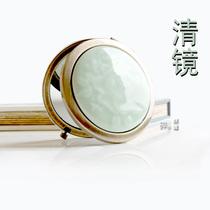 倒车镜子后视镜辅助镜旋转小圆镜改装360汽车盲点镜广角反光车用