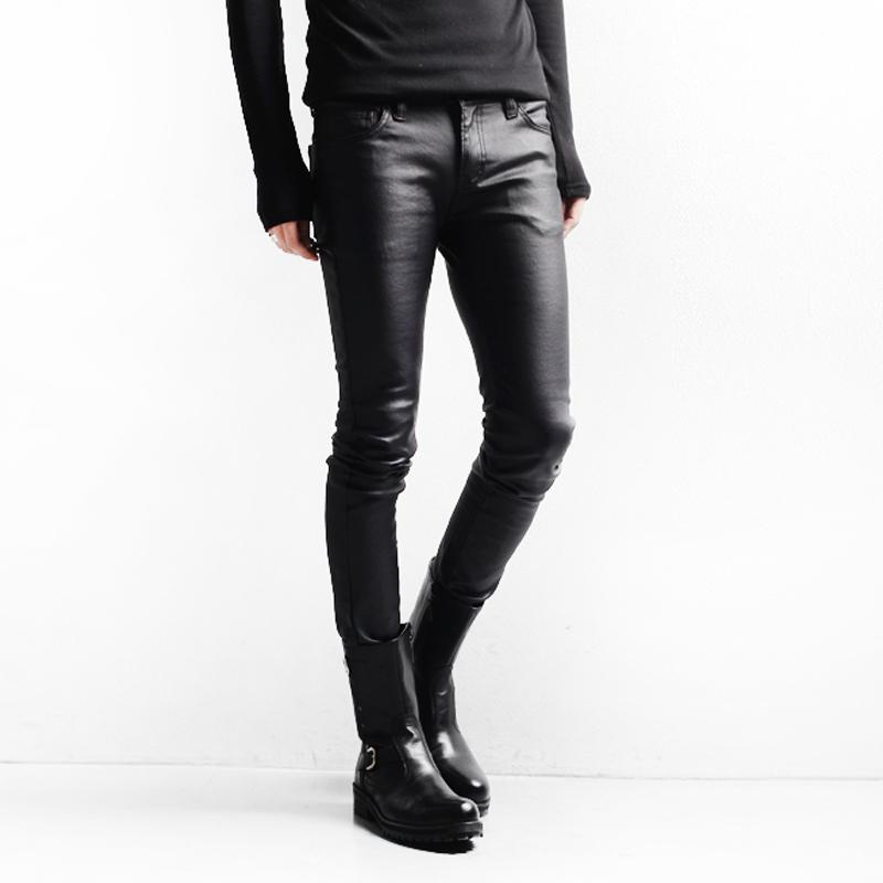 Кожаные брюки Артикул 42164400156