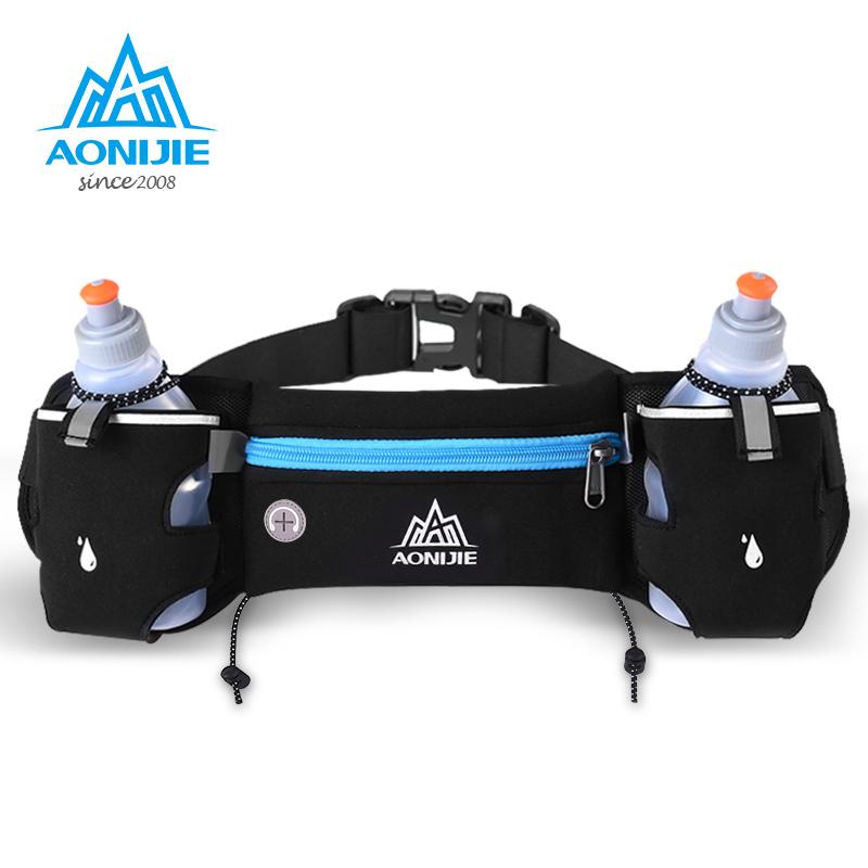 跑步腰包男女士登山运动水壶腰包轻贴身防盗马拉松腰带手机腰包