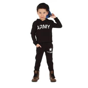 童装2017秋装新款儿童套装男童女宝宝卫衣二件套0-1-2岁婴儿衣服