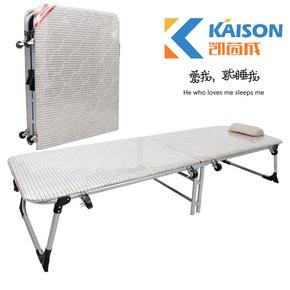 凯茵成折叠床单人办公室实木板式成人午休午睡简易陪护隐形木板床