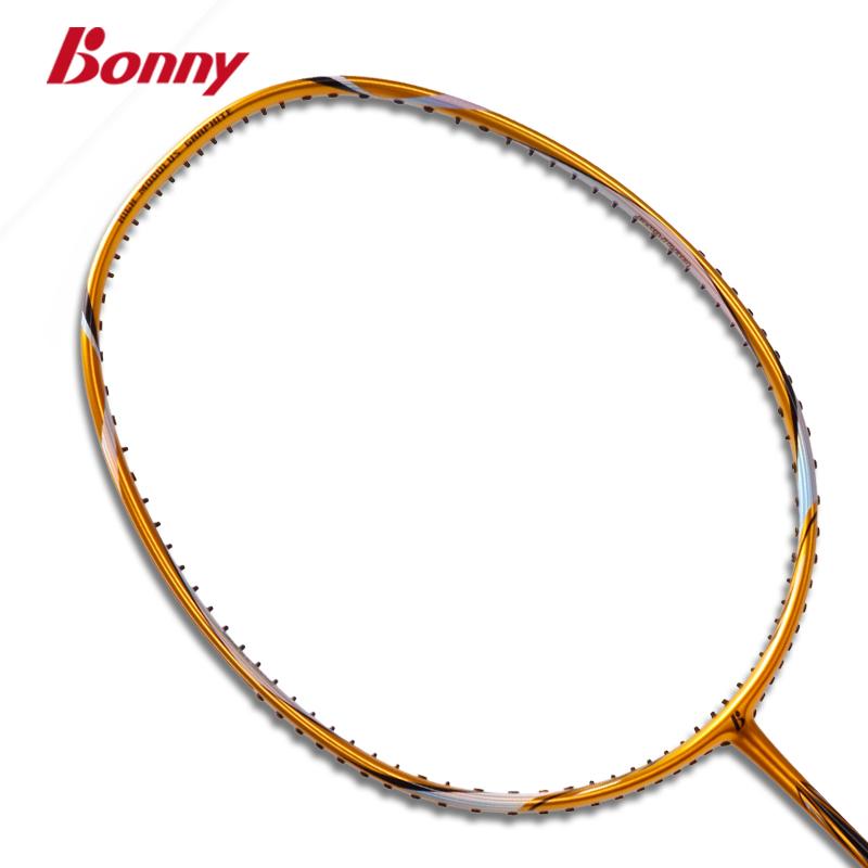 Bonny/波力2016新款加农炮系列 88孔 Cannon 88-X 碳纤维羽毛球拍