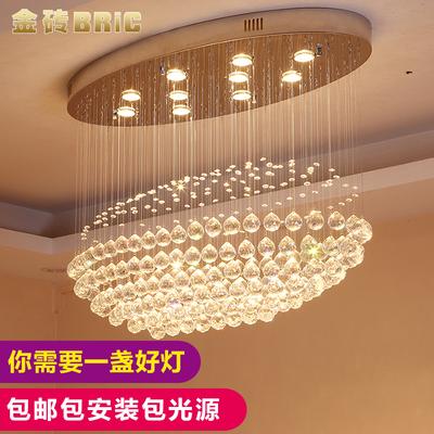 酒店水晶吊灯圆形哪款好