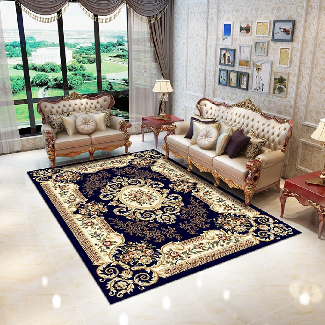 藍海棠地毯