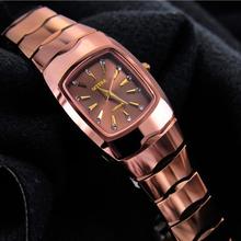 正品名仕爵mstre情侣手表钨钢带潮流时尚男女石英表复古防水腕表