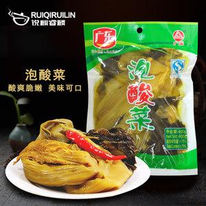 广乐四川特产泡酸菜400g袋腌制酸菜下饭菜