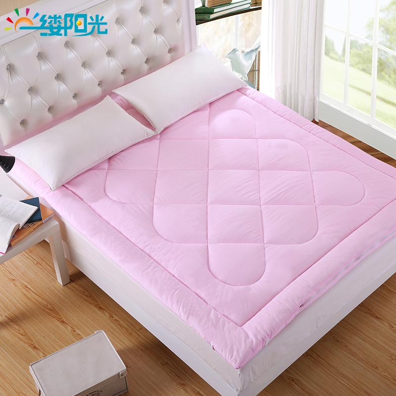 纯棉单人软床垫