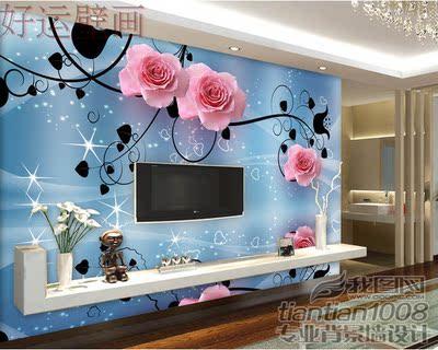 温馨玫瑰壁纸