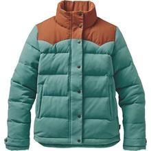 美国直邮 Patagonia 10312602 女600蓬松度立领防水短款羽绒服图片