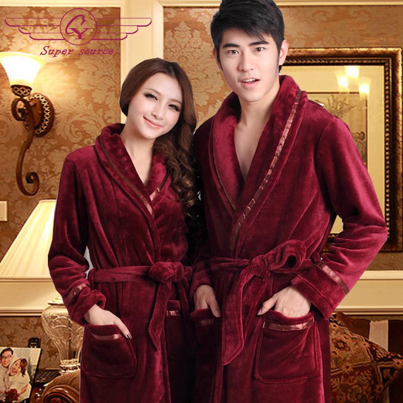 红珊瑚绒睡衣