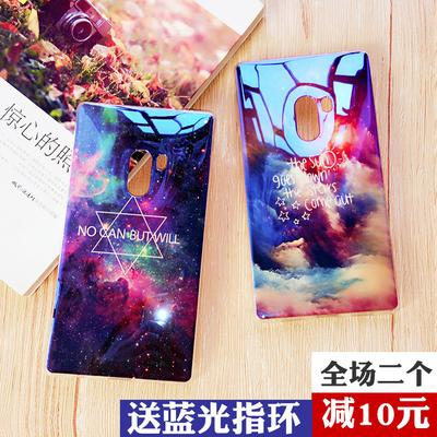 小米mix 手机壳note2硅胶套5S plus透明防摔韩国创意蓝光个性彩云品牌排行