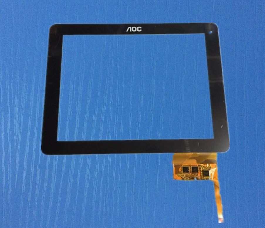 for 9.7-inch five-element ifive X-touch screen