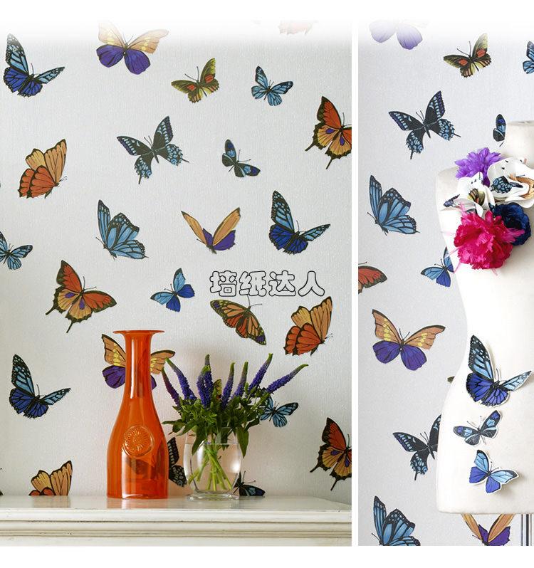英国壁墙纸