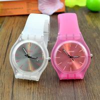 彩色女士手表