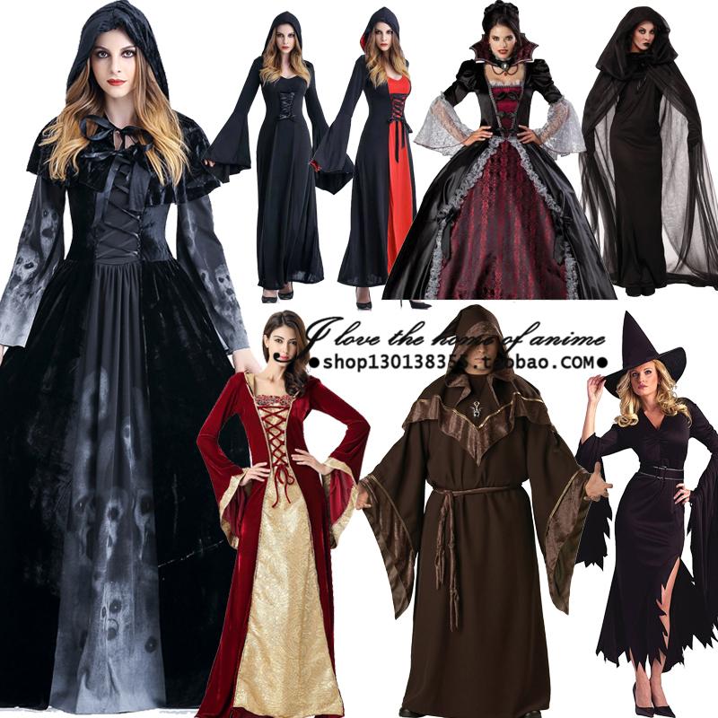 万圣节女巫裙
