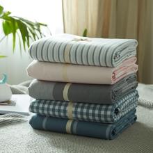 水洗棉床笠单件纯棉全棉1.5m1.8米床罩加厚席梦思床垫保护套床单