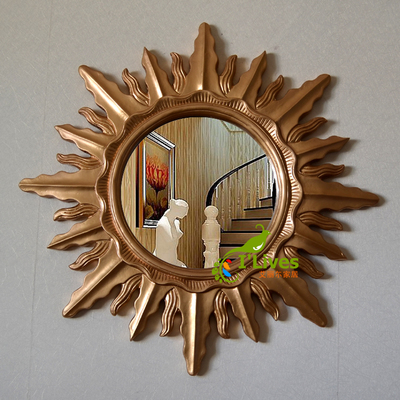 玄关镜浴室镜装饰镜网友购买经历