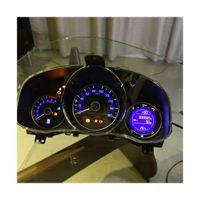 Honda fits the new Japanese version of the instrument assembly instrument panel LCD display Ge Ruifeng Fan Jingrui