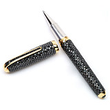 Charles Holland collection of black diamond pen custom