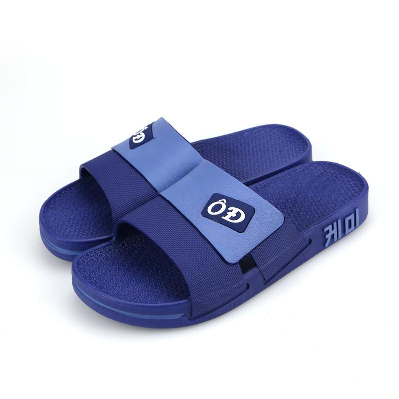 正品越南温突家居防滑舒适柔软新款夏季男士家居防滑休闲拖鞋耐穿