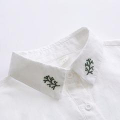 女士学院风衬衫