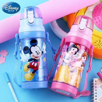 迪士尼塑料水壶