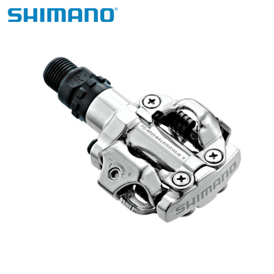 Shimano喜玛诺山地自行车自锁脚踏禧玛诺山地车锁踏附扣片PD-M520