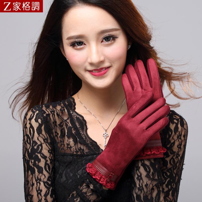 秋冬款手套