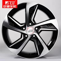 适用于本田奥德赛17寸新款轮毂AC安驰盖标杰德5x114.3轮圈改装轮