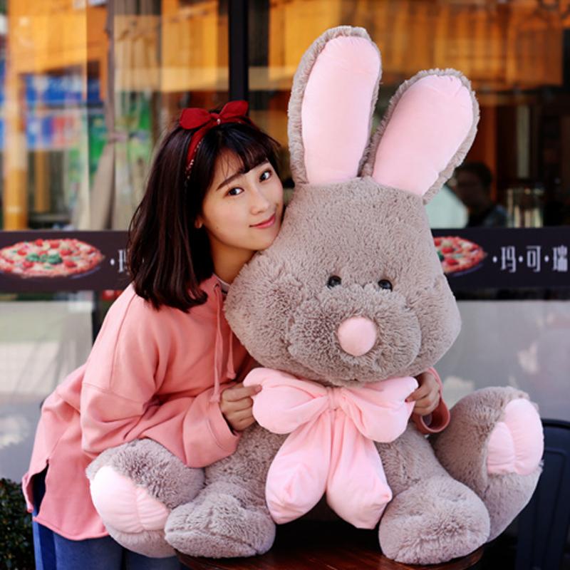 玩具_美国兔邦尼兔子毛绒玩具5元优惠券